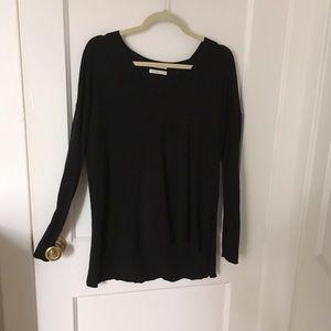 Aritzia Sweaters - Aritzia Babaton Wool Blend Ballet neck sweater